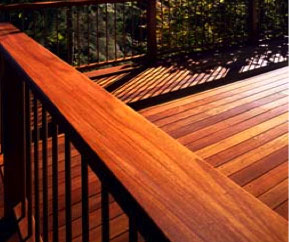 Redwood is the premier wood for your home diablo timber for Redwood vs composite decking