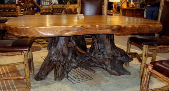 Redwood Furniture Showcase Diablo Timber